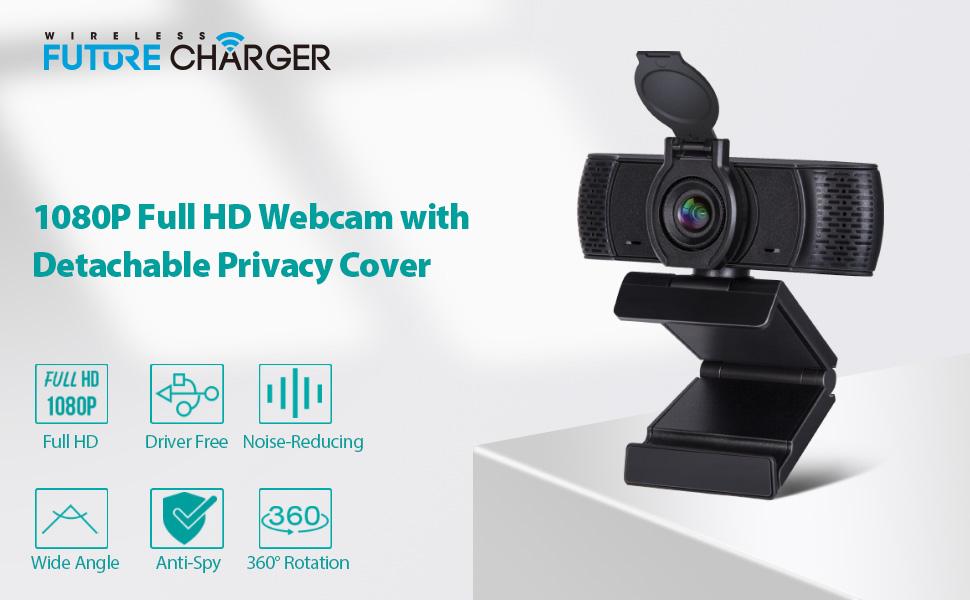 Webcam 1080P HD