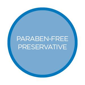 paraben free preservative