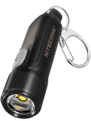 Peque/ña y Ultraligera 300 L/úmenes LED y Luz Ultravioleta NITECORE TIKI GITD Linterna Llavero Recargable USB Mini Llavero Linterna de Bolsillo Fosforescente