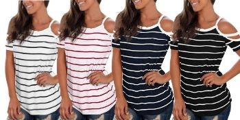 short sleeve t shirt women