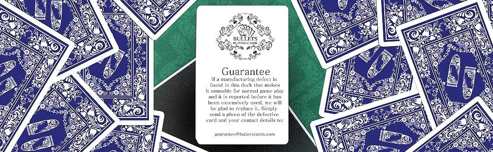 Bullets G Card
