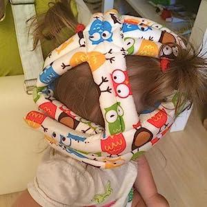 head cushion bumper bonnet