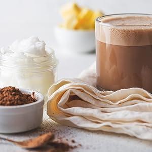 cacao powder raw organic