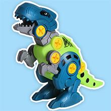 take apart dinosaur