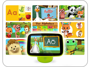 AILA Sit & Play Preschool Learning + Reading System Essential for Toddlers