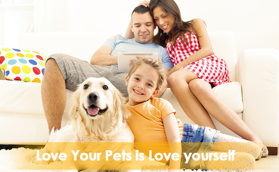 love your pets is love yourself