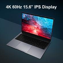 Lapbook Plus 4K IPS display