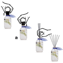 Easy Reed Diffuser Instructions. How to use a reed diffuser with scent sticks by LOVSPA Fragrances