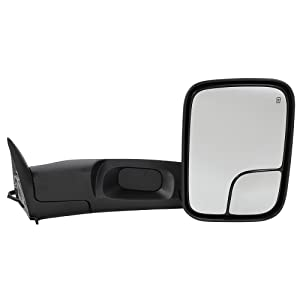 Towing Mirrors Replacement for Dodge Ram 1500 2500 3500 Truck
