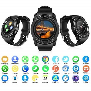 Styleflix smartwatch for more freedom