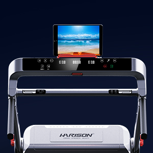 HARISON Folding Treadmill Portable 300 Japan Maker New Electric ...