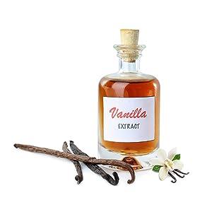 Vanilla Planifolia Fruit, Catechins, antioxidant, skin-soothing, natural fragrance