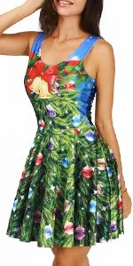 Ugly Christmas dresses