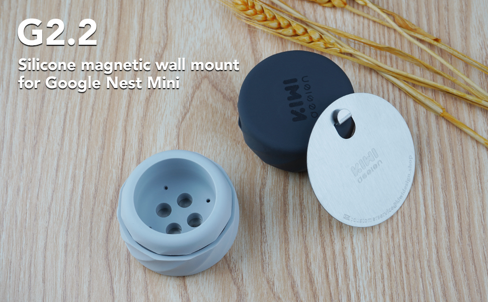 Wall Mount Holder for Nest Mini by Google