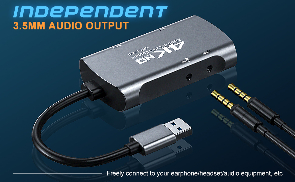 audio video capture card