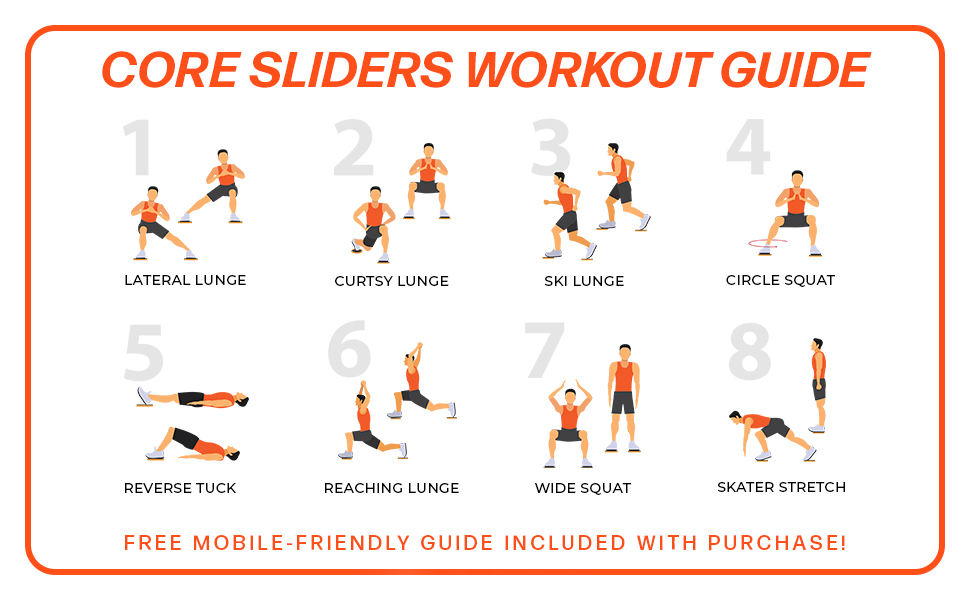 Workout Guide Core Sliders