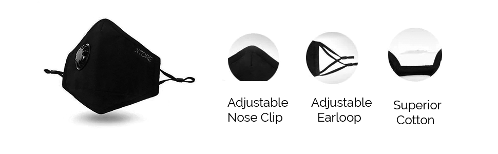 Xtore mask features