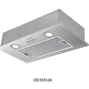 CIARRA CBCF005 Filtro de Carbón de Campana extractora Decorativa de Pared Cocina Diámetro de 168 mm: Amazon.es: Hogar