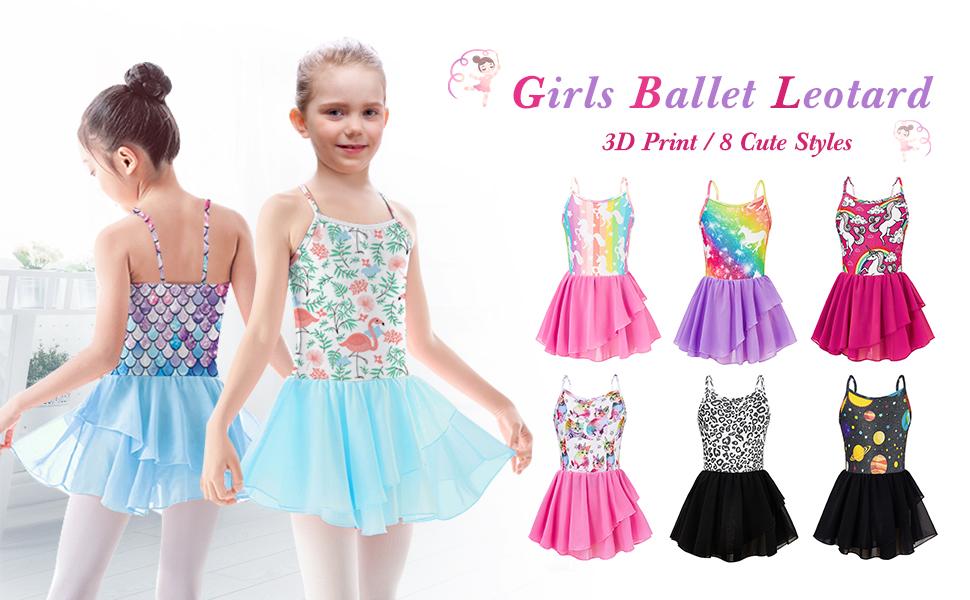 girls ballet leotard