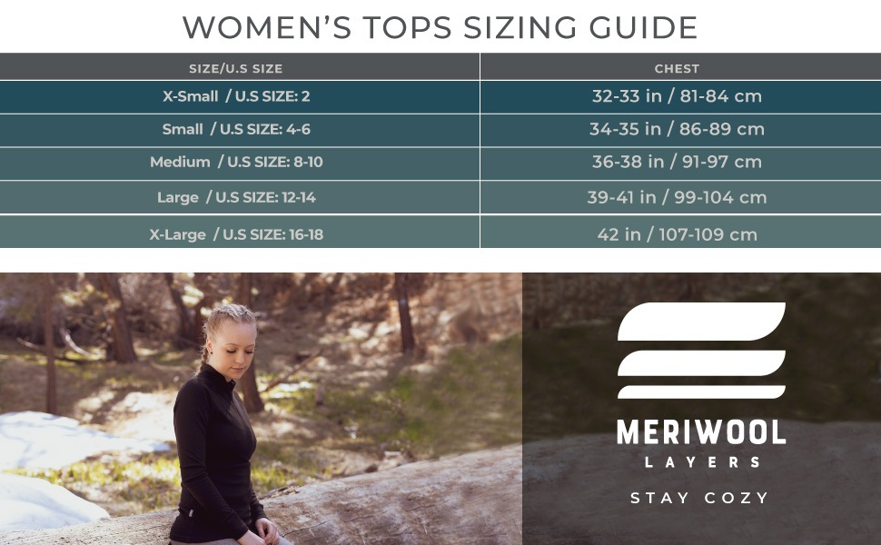 merino 250g half zip come in extra small, small, medium, and large, they're ideal for anyone