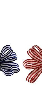 Sheer Organza Wired Ribbon