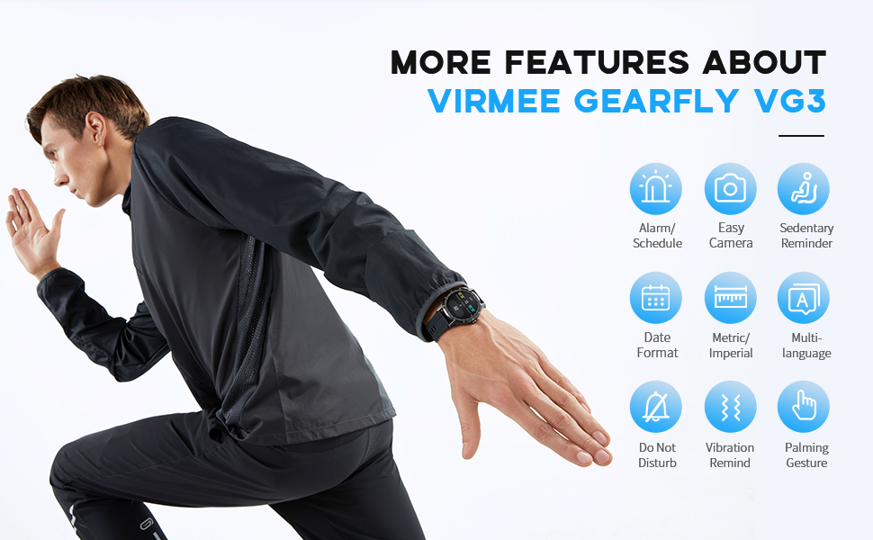 More Features about Virmee Gearfly VG3