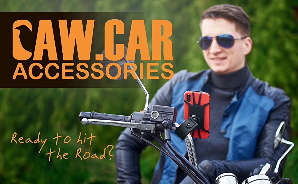 CAW.CAR Accessories Bike Phone Mount