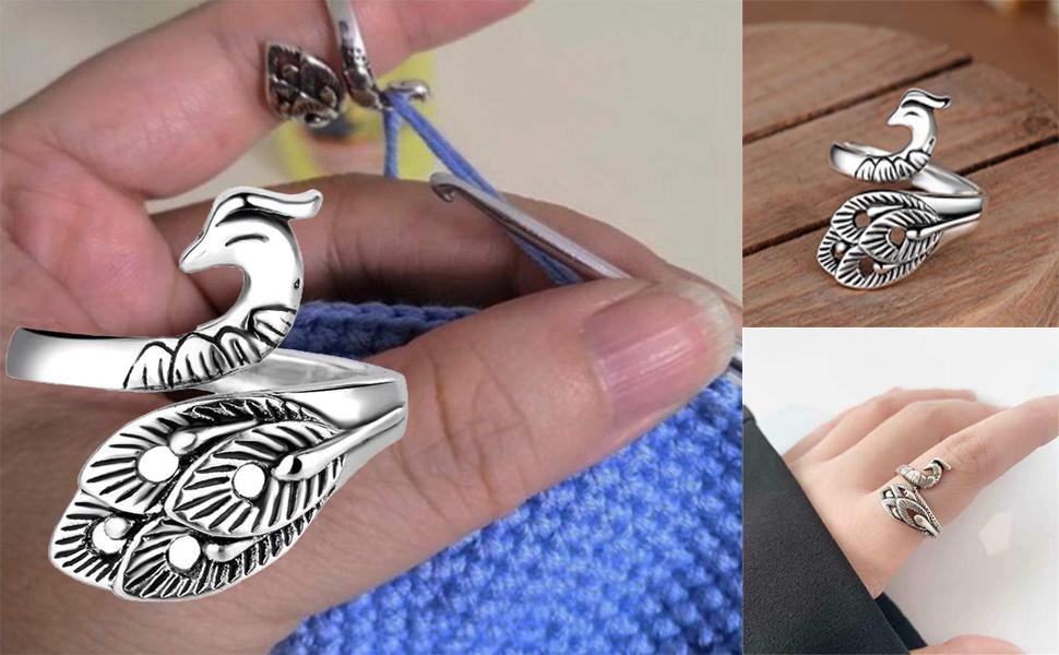 Knitting-Ring