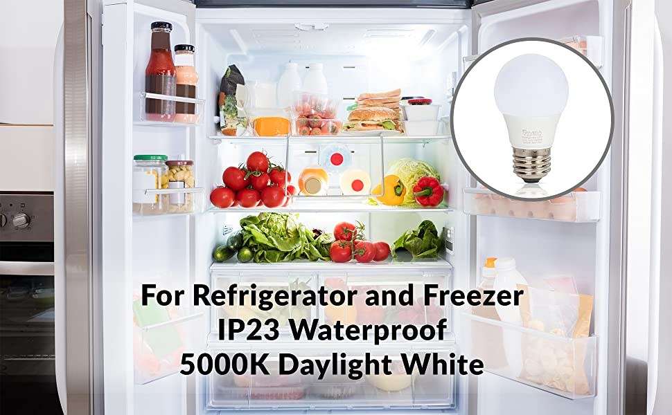 simba lighting common appliance light bulbs a15 e26 ip23 waterproof fridge refrigerator freezer