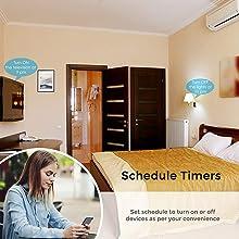 schedule timer