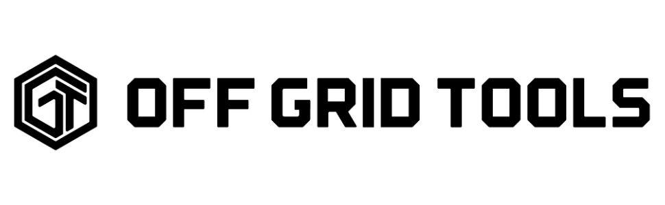 off grid tools logo image