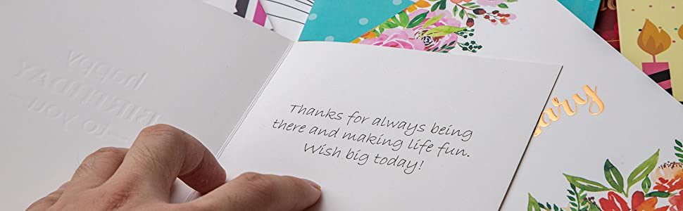 happy birthday greeting assorted all occasion magnetic storage 60 pack to someone special wonderful