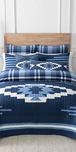 pendleton creekside quilt set
