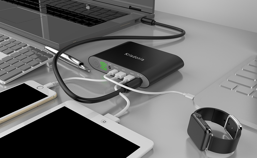 All in One Quick Charge