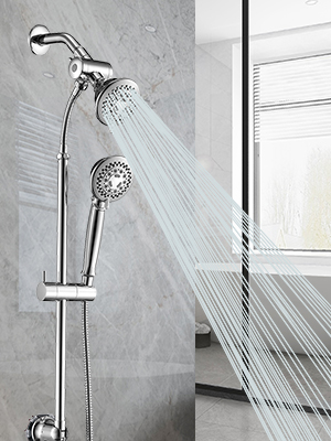 HOMELODY Dual shower heads