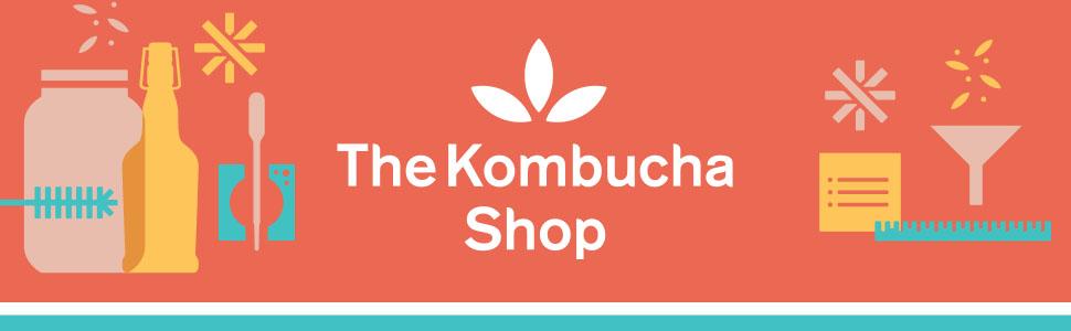 the kombucha shop kombucha making kit organic