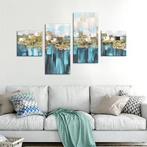 wall art canvas abstract