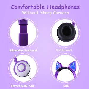 Comformatable Headphones