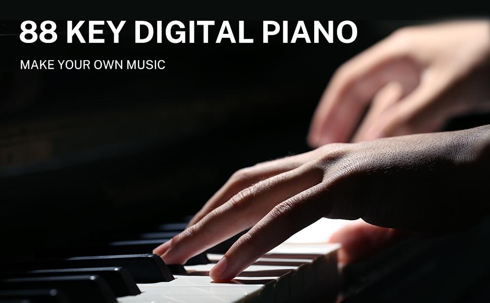 donner digital piano