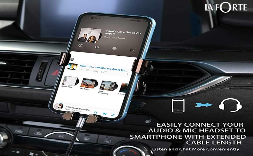 La Forte Aux Cable, Audio Cable, Good Quality Audio Cable