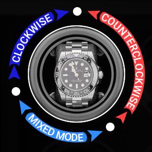 Watch winder rotor