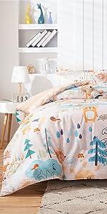 woodland comforter