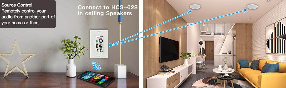 ceiling speaker kit