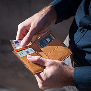 Keep your bills tucked away safely