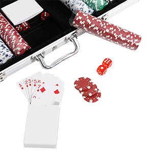 Poker and dices