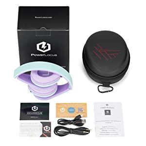Kopfhörer für Kinder, Kopfhörer für Kinder, Kinderkopfhörer, Headset mit begrenzter Lautstärke
