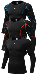 compression shirts Long Sleeve