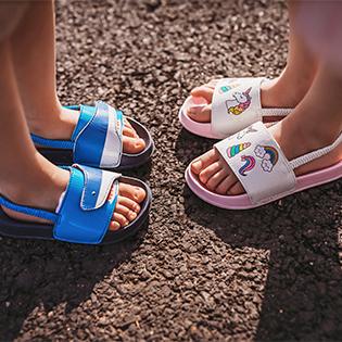 tombik slides sandals