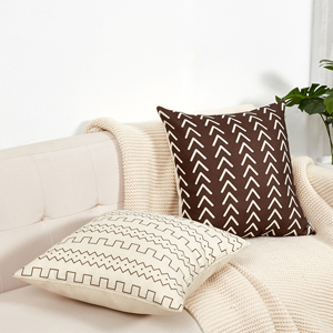 pillow covers 18x18 B