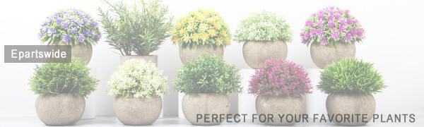 Mini Fake Plants